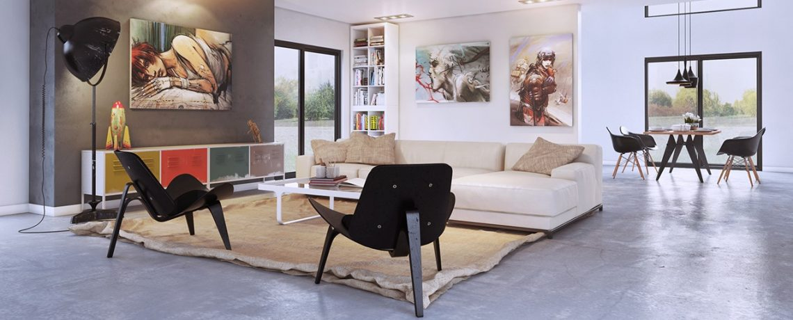 Betonvloer Amsterdam – Uw betonvloer specialist