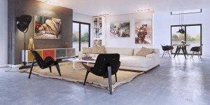 Betonvloer afwerkingen voor elke woning in Amsterdam